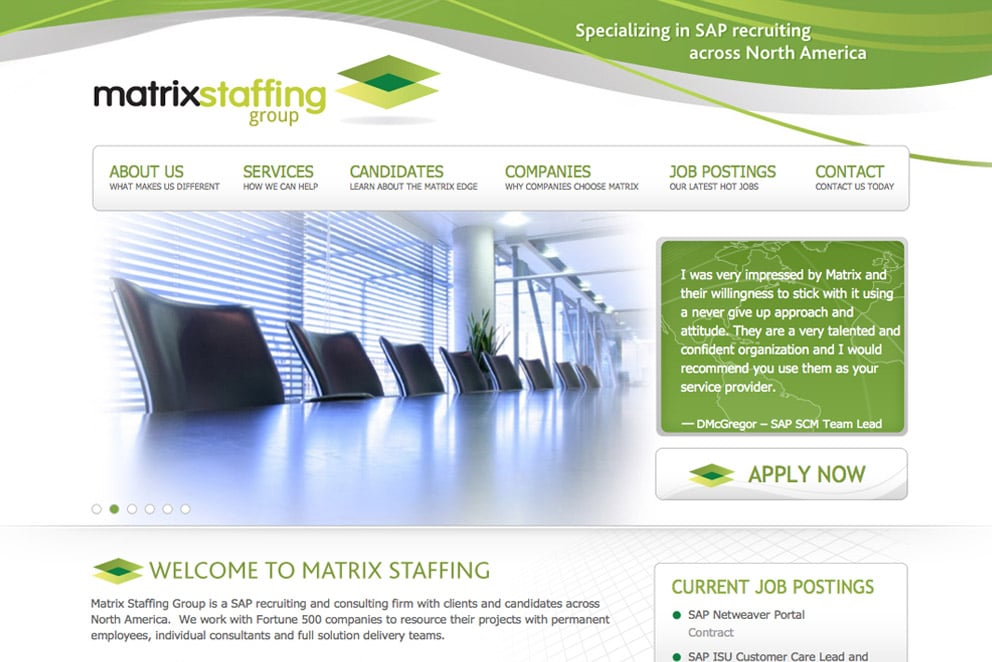 Matrix Staffing