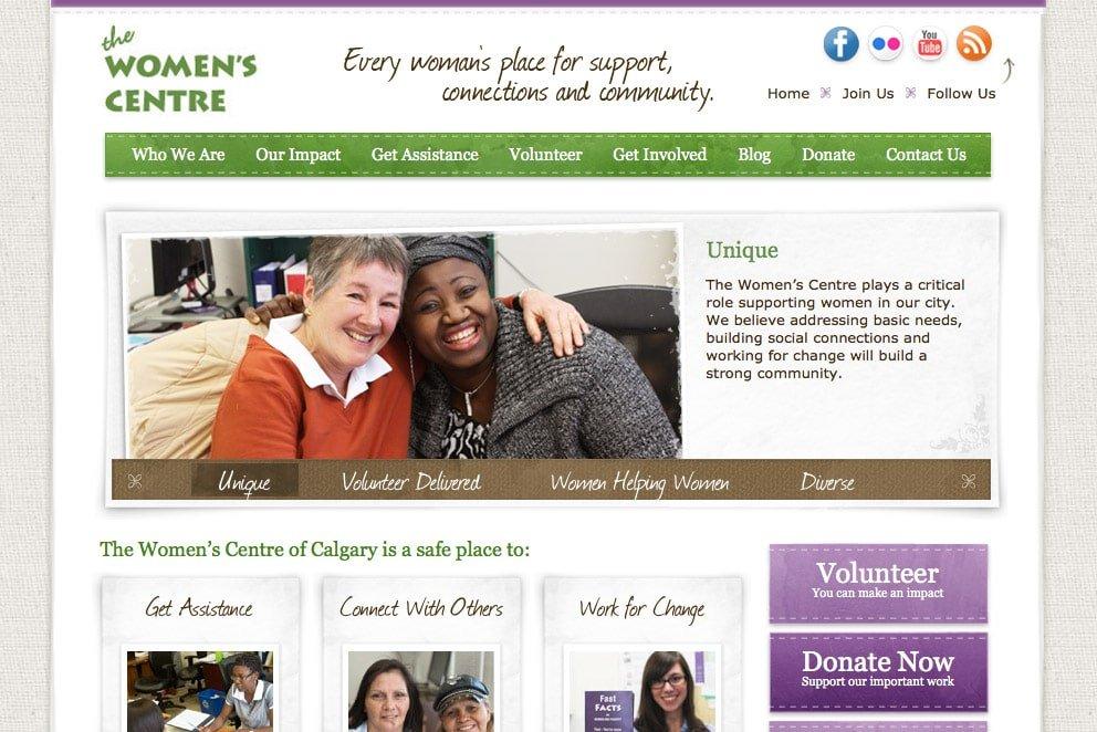 Womens Centre of Calgary