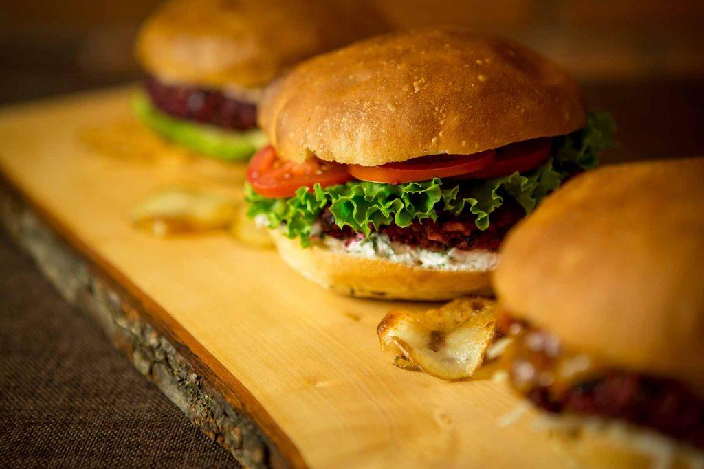Burger Photography