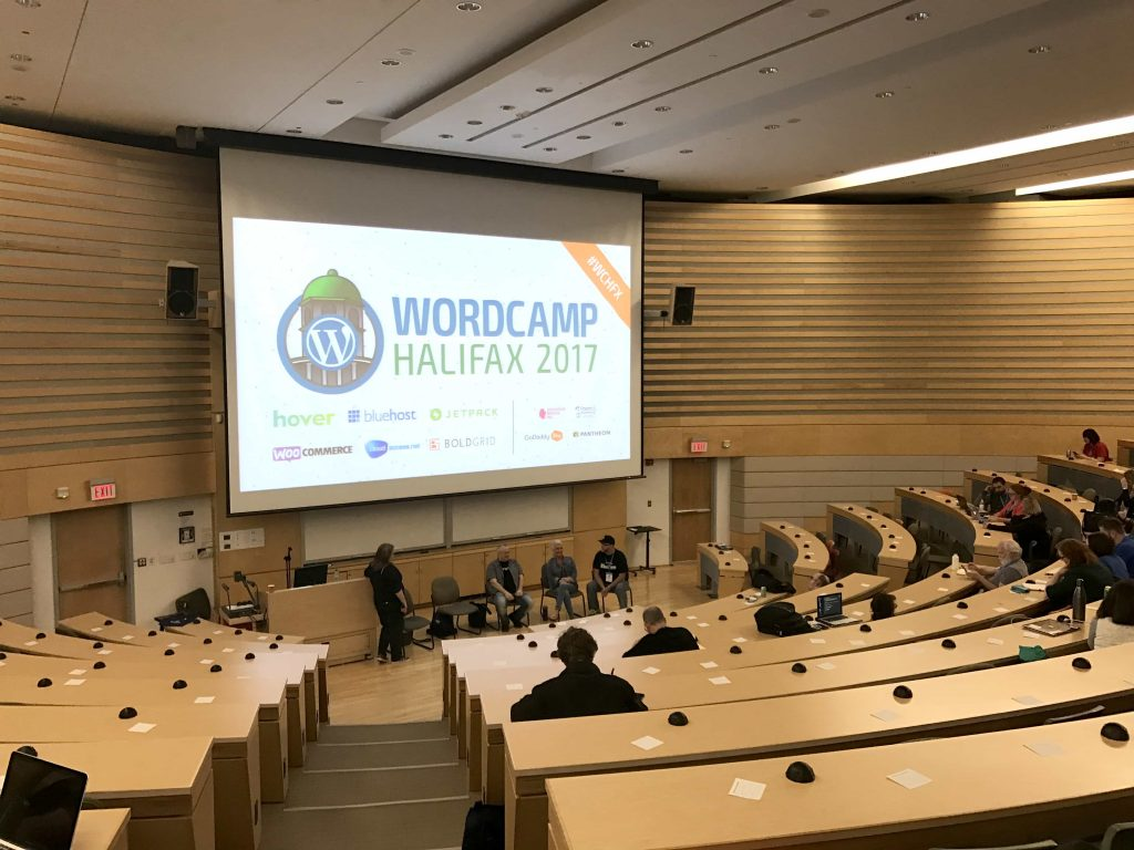 WordCamp Halifax