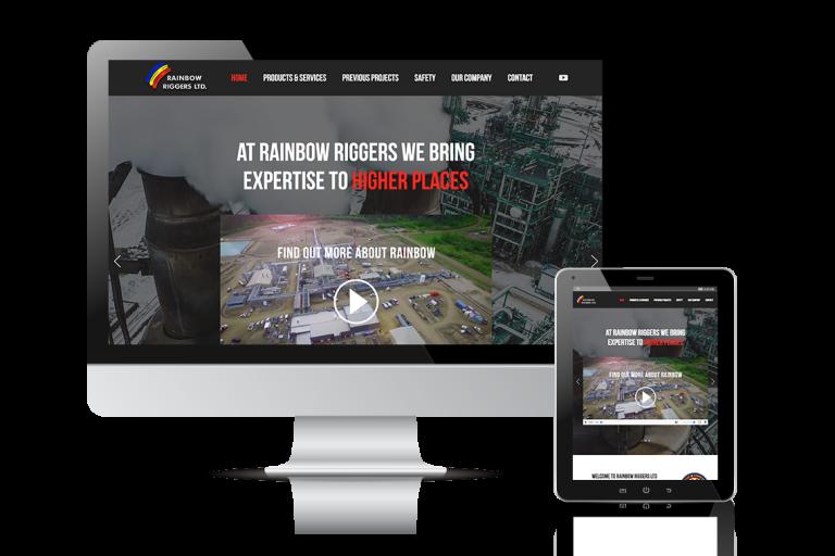 Rainbow Riggers Website