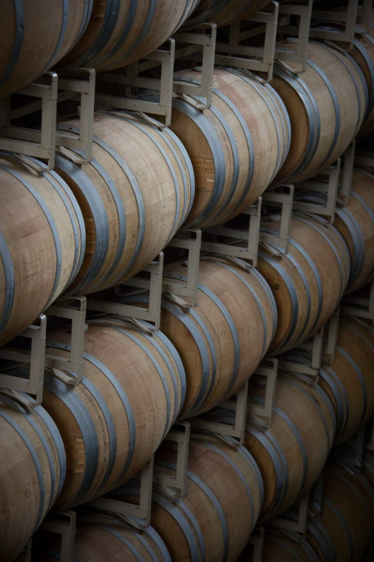 Wine Barrel Photography