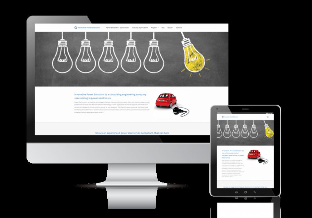 Innovative Webite
